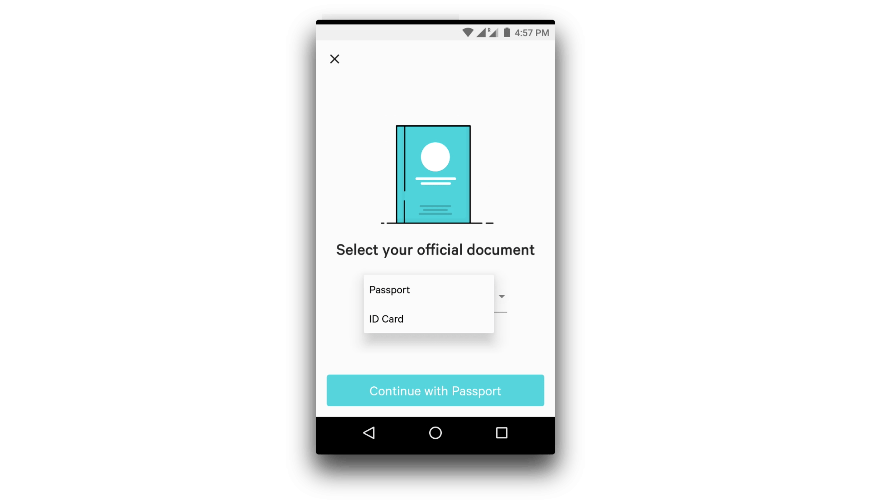 confirm your identity in the N26 app